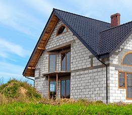 Строительство домов из керамзитоблоков в Саки